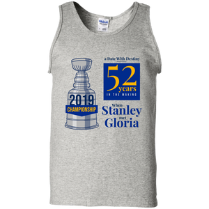 Binnington GOAT Gildan 100% Cotton Tank Top