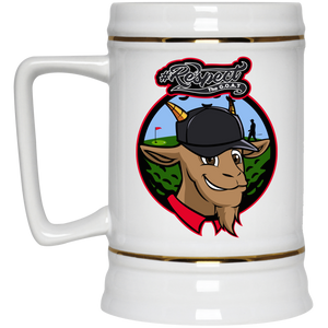 Tiger GOAT Beer Stein 22oz.
