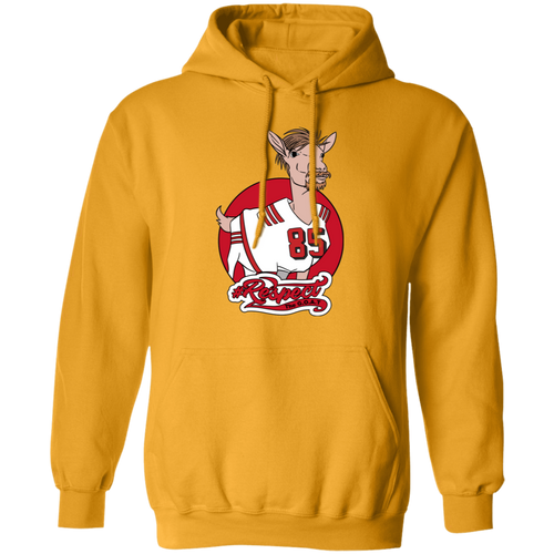 Kettle GOAT Pullover Hoodie 8 oz.