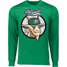 Wentz GOAT Augusta LS Wicking T-Shirt