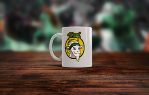 Rodgers GOAT 11 oz. White Mug