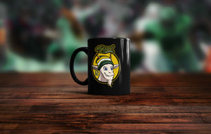 Rodgers GOAT 11 oz. Black Mug