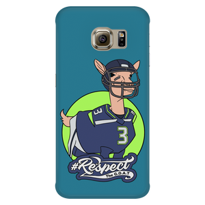 Wilson GOAT phone case