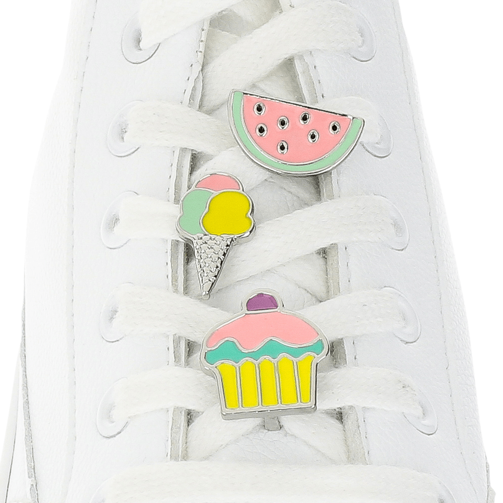 [Box] Tasty Box Shoelace Charms
