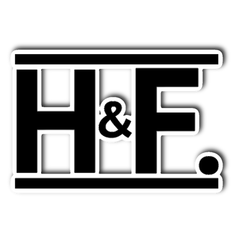 H&F Abbreviation Sticker