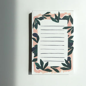 Leafy Notepad