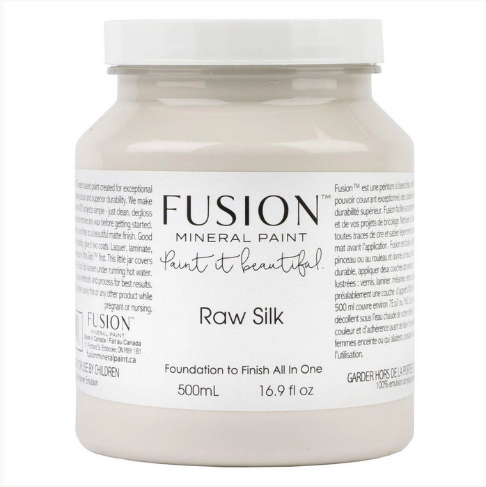 Raw Silk - Fusion Mineral Paint