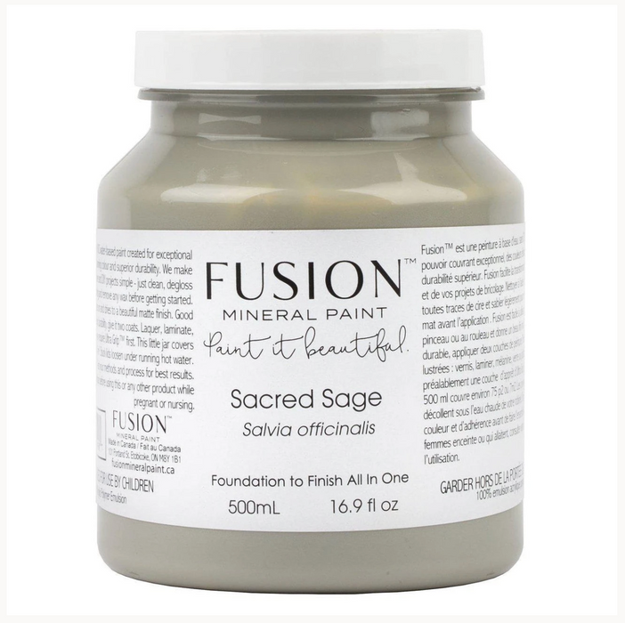 Sacred Sage - Fusion Mineral Paint