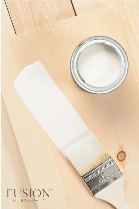 Stain and Finishing Oil - All in One - White