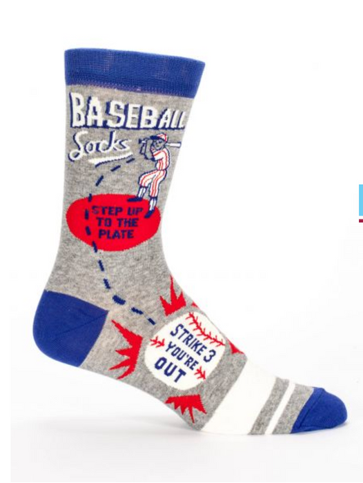 Baseball Socks - Men's Crew Socks