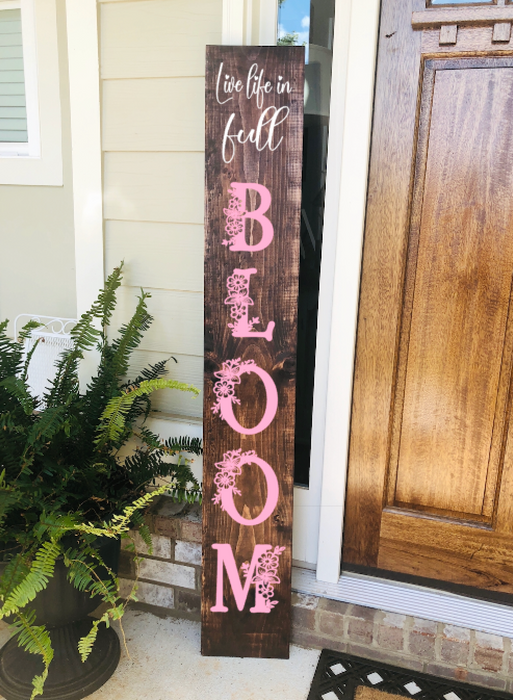4ft Porch Sign - Kit To Go