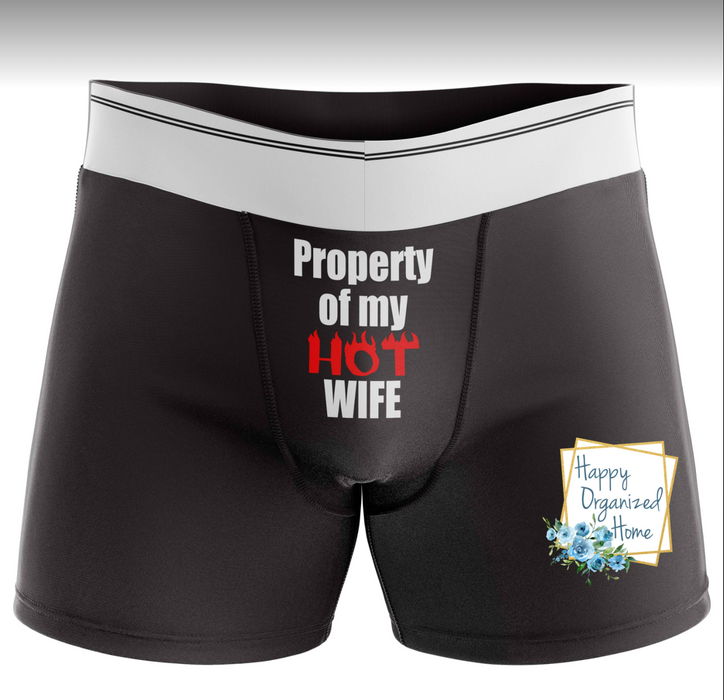 Naughty Knickers - Property of my hot wife