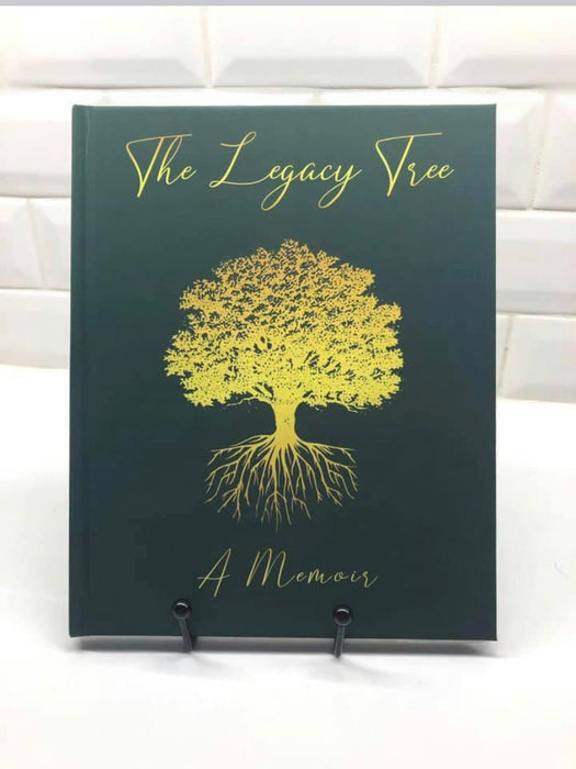 The Legacy Tree Memory Book