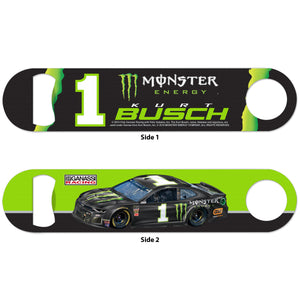 #1 Kurt Busch Bottle Opener