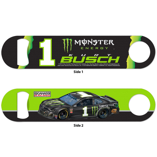 Z-out #1 Kurt Busch Bottle Opener - kurtbusch