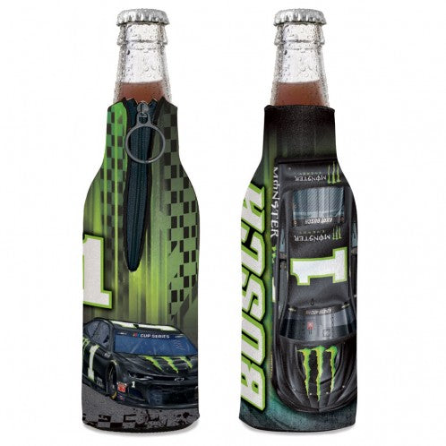 #1 Kurt Busch Monster Energy 12 oz. Bottle Cooler - kurtbusch