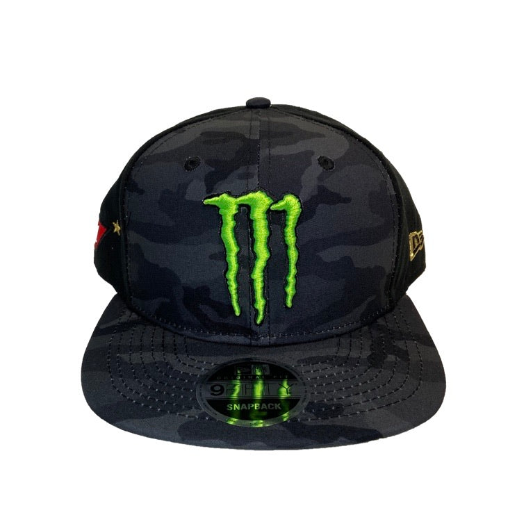 Z-Out #41 Kurt Busch Monster Energy Daytona Victory Lane Hat 2017 - kurtbusch