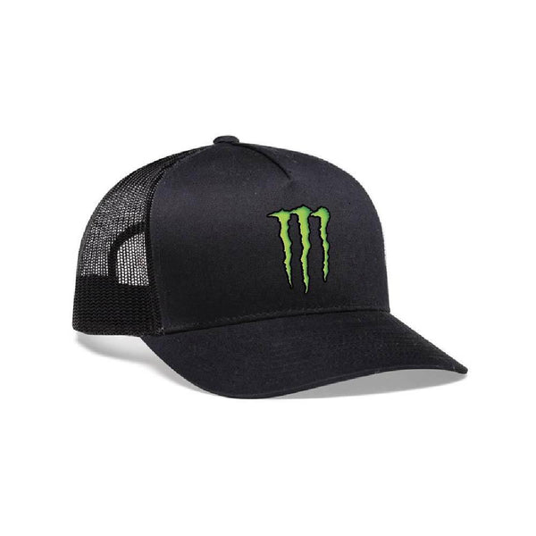 Kurt Busch Monster Claw Black Snapback Hat - kurtbusch