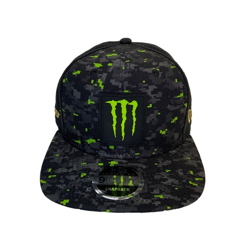 #41 Kurt Busch Monster Energy Bristol Victory Lane Driver Hat 2018 - kurtbusch