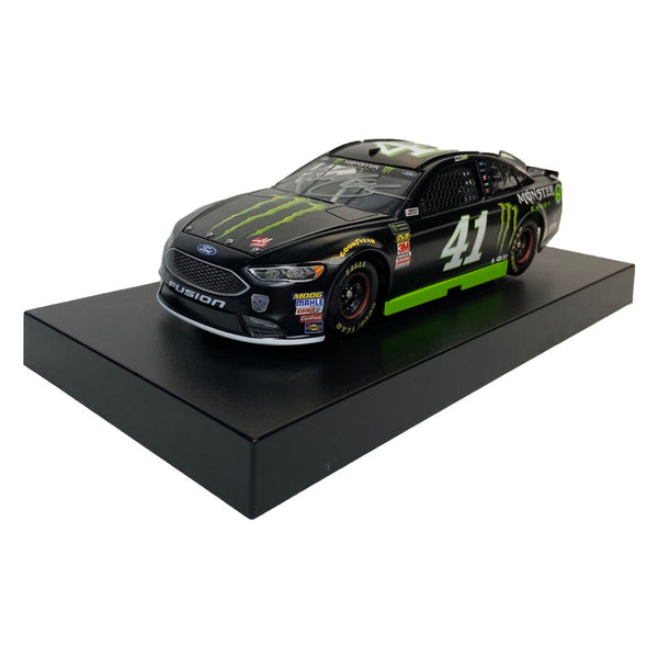 #41 2018 Autographed Kurt Busch Monster Energy 1:24 Diecast