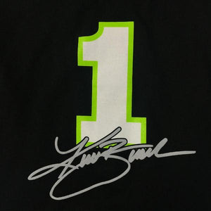 #1 Kurt Busch Black Men's Tee