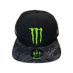 #1 Autographed Kurt Busch Monster Energy Kentucky Victory Lane Driver Hat 2019 - kurtbusch