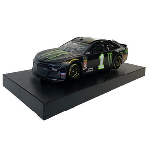 #1 2019 Autographed Kurt Busch Monster Energy 1:24 Diecast