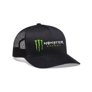 Kurt Busch Monster Black Snapback Hat - kurtbusch