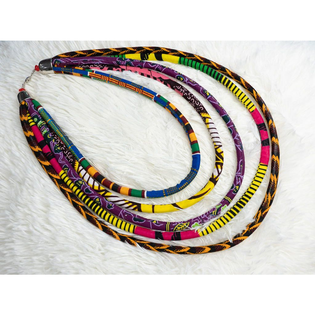 Tiwaa robe necklace