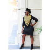 Black Lady of Wakanda dress
