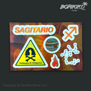 Sagitario - Sticker Sheet