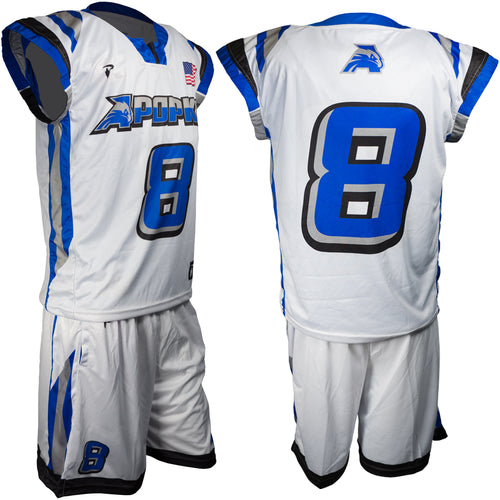 Wide Shoulder Lacrosse Uniform (Dye-Sublimated) - Predator Sports