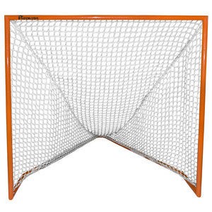 Deluxe Obtuse Angle Lacrosse Game Goal 7mm net - Predator Sports