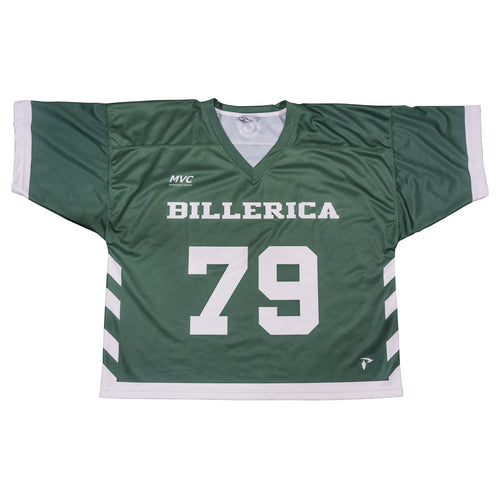 Sublimated Single Sided Sleeved Jersey