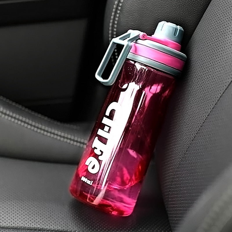 Portable  Leak-proof Sport Bottle For Tour Climbing Running Kitchen Supplies
