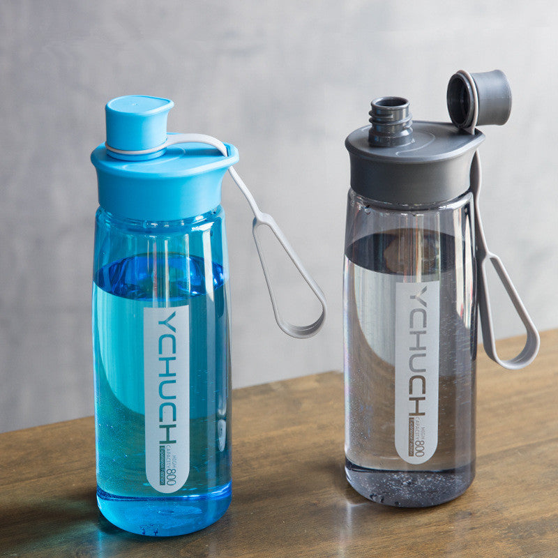 Water Bottle Protein Shaker Portable Sports Camping Hiking