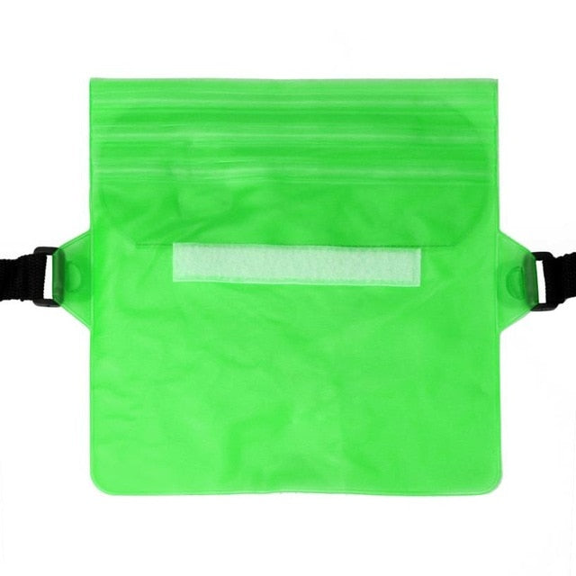 Camping Sport Swimming Beach Waterproof Pack Belt Holder Dry Bum Bag Pouch & Strap