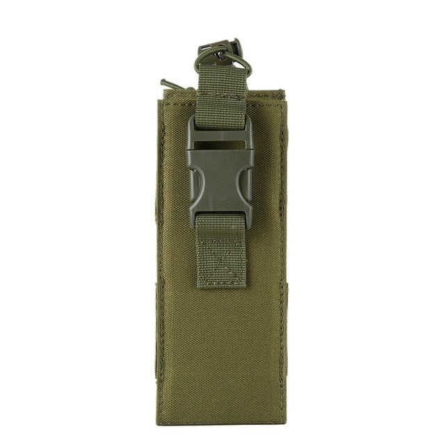 Nylon Tactical Molle Water Bottle Pouch Military Canteen Cover Holster Outdoor Travel Sport Bag