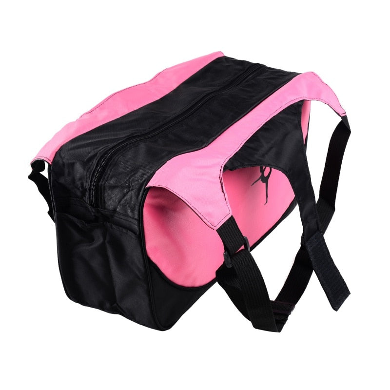 Multifunctional Clothes Yoga Backpack Shoulder Waterproof Pilates Mat Case Carriers Sport Bag