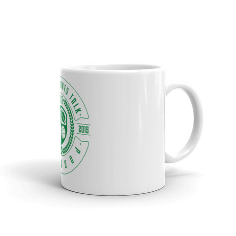 Sativa Sports Talk | coffee mug