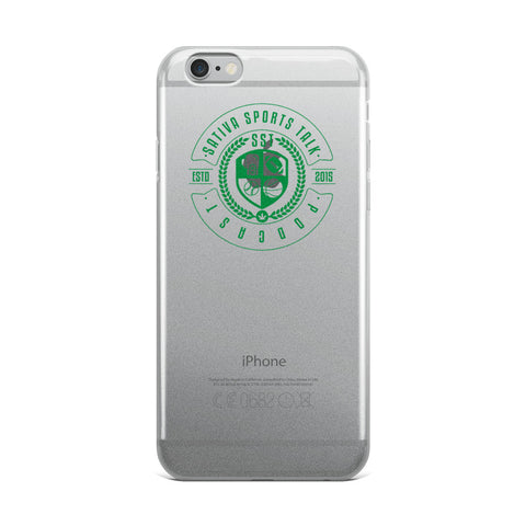 Sativa Sports Talk | iPhone case