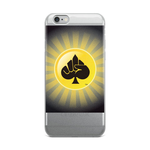 Searching for Moor | iPhone case
