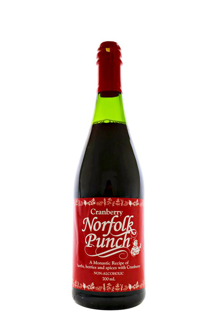 Norfolk Punch Cranberry