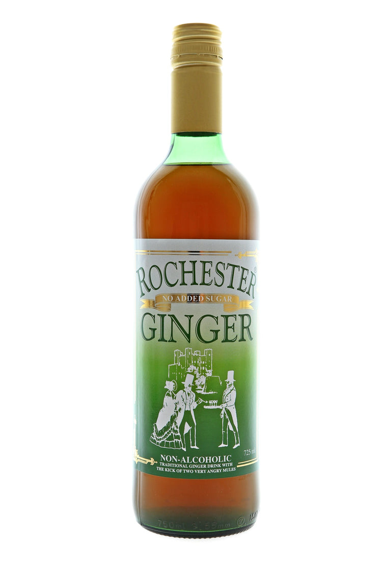 Rochester Ginger No Added Sugar