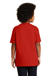 Gildan - Youth Ultra Cotton 100% Cotton T-Shirt. 2000B