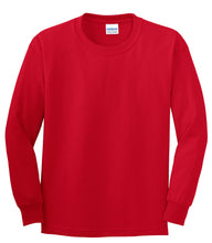 Load image into Gallery viewer, Gildan - Youth Ultra Cotton Long Sleeve T-Shirt.  2400B