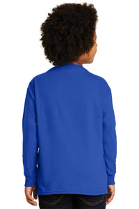 Gildan - Youth Ultra Cotton Long Sleeve T-Shirt.  2400B