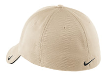 Load image into Gallery viewer, Nike Dri-FIT Mesh Swoosh Flex Sandwich Cap.  333115