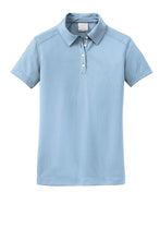 Load image into Gallery viewer, Nike Ladies Dri-FIT Pebble Texture Polo. 354064