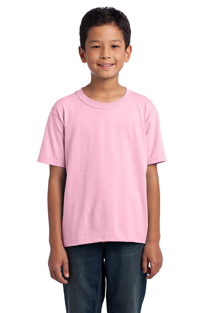Fruit of the Loom® Youth HD Cotton™ 100% Cotton T-Shirt. 3930B